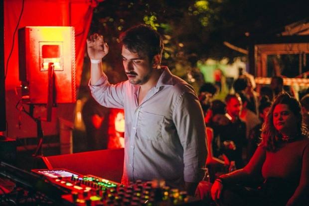 Zopelar na última edição da ODD realizada Nos Trilhos / Foto: Felipe Gabriel