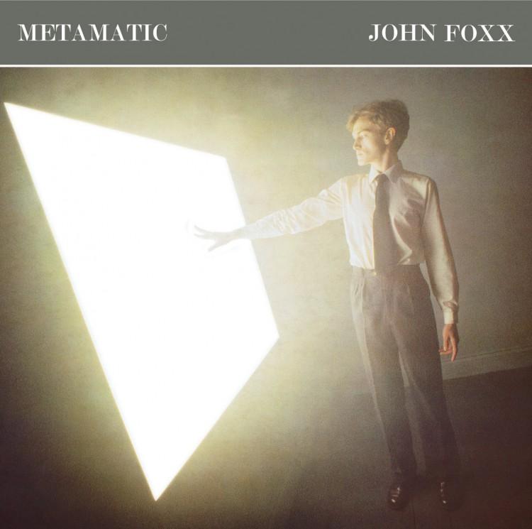 """Metamatic"" - John Foxx"